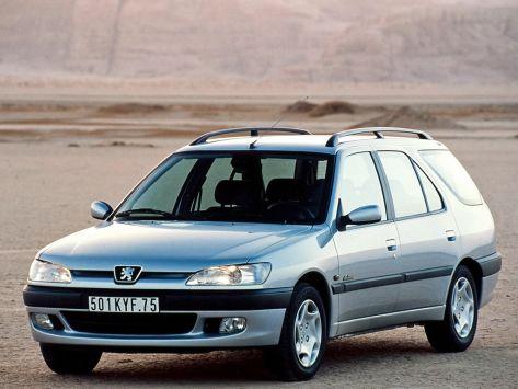 Peugeot 306  05.1997 - 09.2002