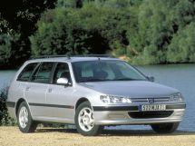 Peugeot 406 1996, универсал, 1 поколение