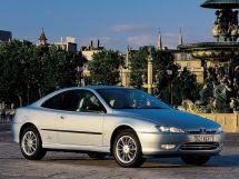Peugeot 406 1997, купе, 1 поколение