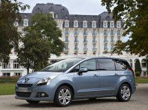 Peugeot 5008 2009, минивэн, 1 поколение, T8