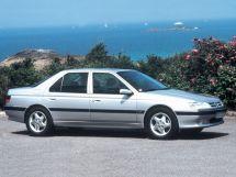 Peugeot 605 рестайлинг 1995, седан, 1 поколение