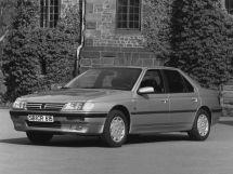 Peugeot 605 1989, седан, 1 поколение
