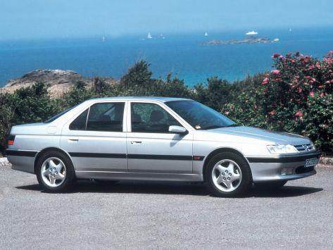 Peugeot 605  03.1995 - 09.1999
