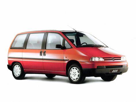 Peugeot 806  06.1994 - 09.1998