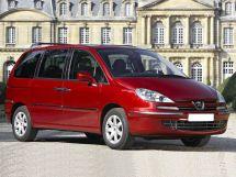 Peugeot 807 рестайлинг 2008, минивэн, 1 поколение