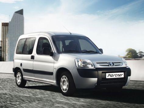 Peugeot Partner Origin  03.2008 - 12.2011