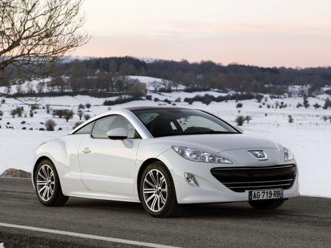 Peugeot RCZ  06.2010 - 01.2013