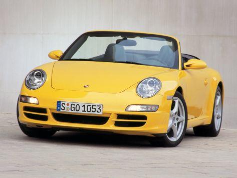 Porsche 911 (997) 06.2004 - 06.2008
