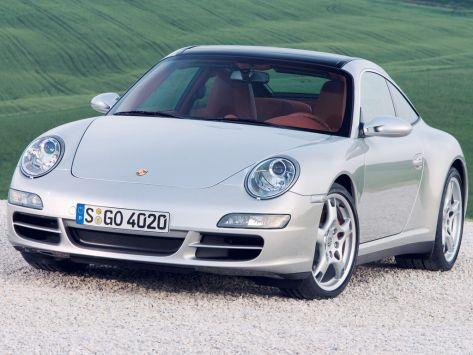 Porsche 911 (997) 12.2005 - 06.2008