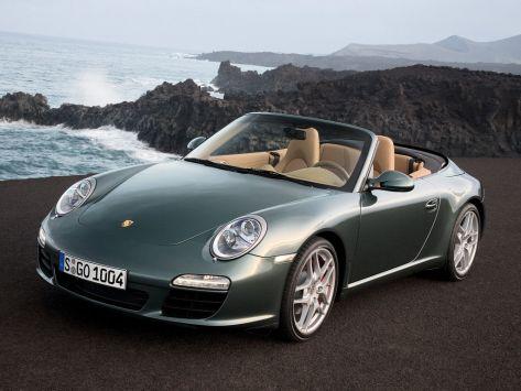 Porsche 911 (997) 07.2008 - 11.2012