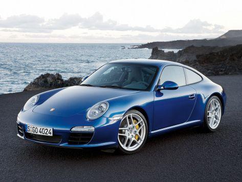 Porsche 911 (997) 07.2008 - 11.2011