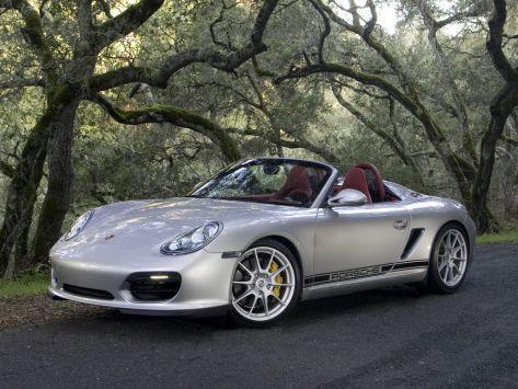 Porsche Boxster (987) 02.2009 - 11.2012