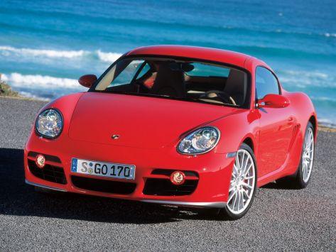 Porsche Cayman 987