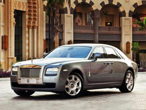 Rolls-Royce Ghost  04.2009 - 10.2014