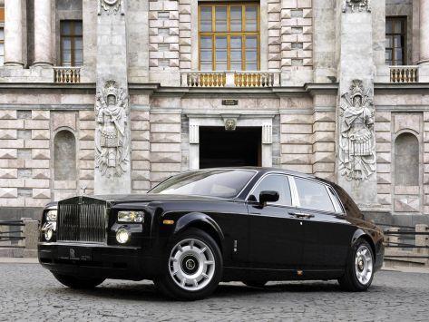 Rolls-Royce Phantom  01.2003 - 02.2009