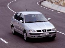 SEAT Cordoba 2-й рестайлинг 1999, седан, 1 поколение, 6K
