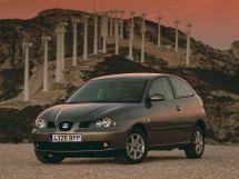 SEAT Ibiza 2002, хэтчбек 3 дв., 3 поколение, 6L