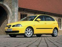 SEAT Ibiza 2002, хэтчбек 5 дв., 3 поколение, 6L