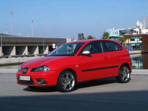SEAT Ibiza (6L) 06.2006 - 04.2009