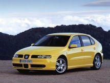 SEAT Leon 1998, хэтчбек 5 дв., 1 поколение, 1M