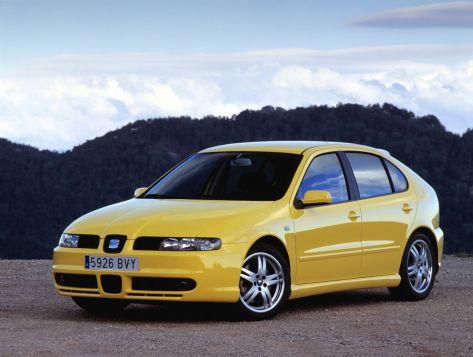 SEAT Leon (1M) 10.1998 - 06.2006