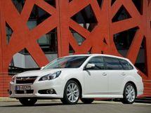 Subaru Legacy рестайлинг, 5 поколение, 05.2012 - 03.2015, Универсал