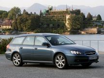 Subaru Legacy 4 поколение, 05.2003 - 08.2006, Универсал