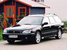 Subaru Legacy 3 поколение, 06.1998 - 04.2003, Универсал