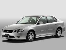 Subaru Legacy 4 поколение, 05.2003 - 08.2006, Седан