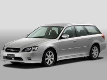 Subaru Legacy 4 поколение, 05.2003 - 08.2007, Универсал