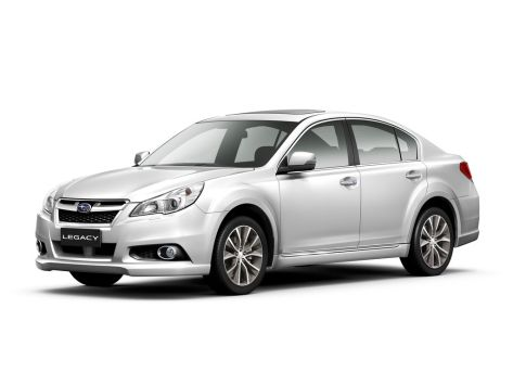 Subaru Legacy BM