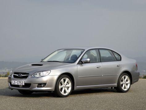 Subaru Legacy BL