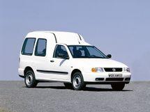 Volkswagen Caddy 2 поколение, 11.1995 - 06.2003, Универсал