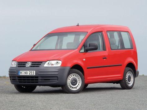 Volkswagen Caddy (2K) 11.2003 - 05.2010