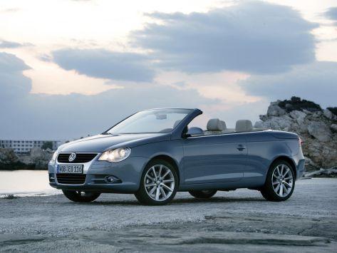 Volkswagen Eos (1F) 09.2005 - 11.2010