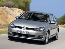 Volkswagen Golf 2012, hatchback, 7th generation, Mk7