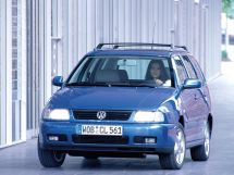 Volkswagen Polo restyled 1999, wagon, 3rd generation, Mk3
