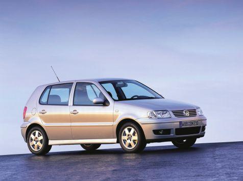Volkswagen Polo (Mk3) 10.1999 - 10.2001