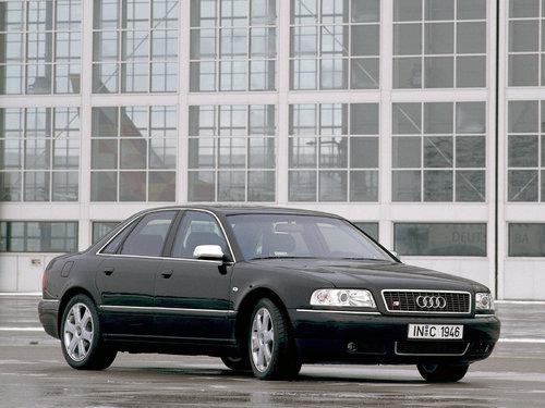Audi S8 1999 - 2002