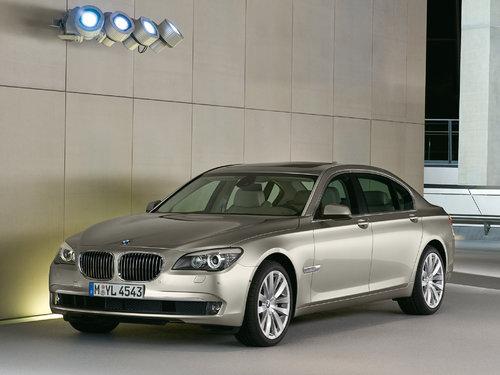 BMW 7-Series 2008 - 2012