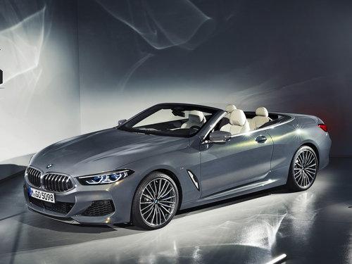 BMW 8-Series 2018