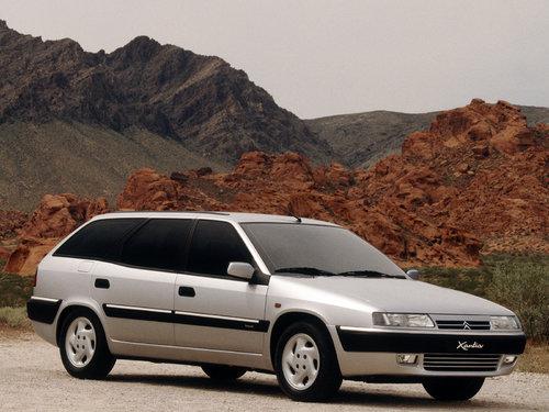 Citroen Xantia 1995 - 1997