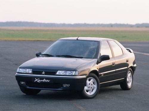 Citroen Xantia 1992 - 1997