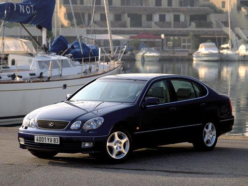 Lexus GS300 2000 - 2005