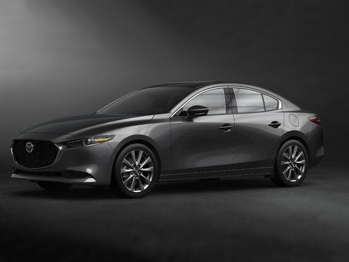 Mazda Mazda3 2018 - 2020