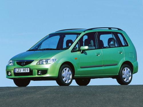 Mazda Premacy 2001 - 2005
