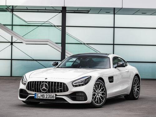 Mercedes-Benz AMG GT 2017