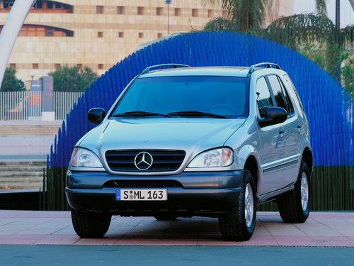 Mercedes-Benz M-Class 1997 - 2001