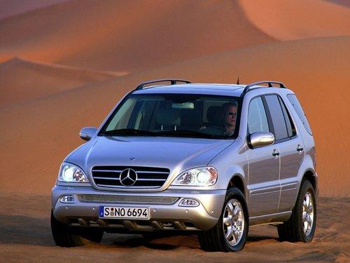 Mercedes-Benz M-Class 2001 - 2005
