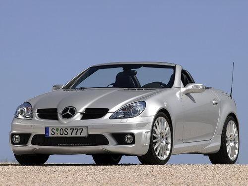 Mercedes-Benz SLK-Class 2004 - 2008
